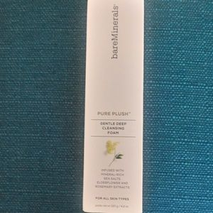 BareMinerals pure plush gentle cleansing foam